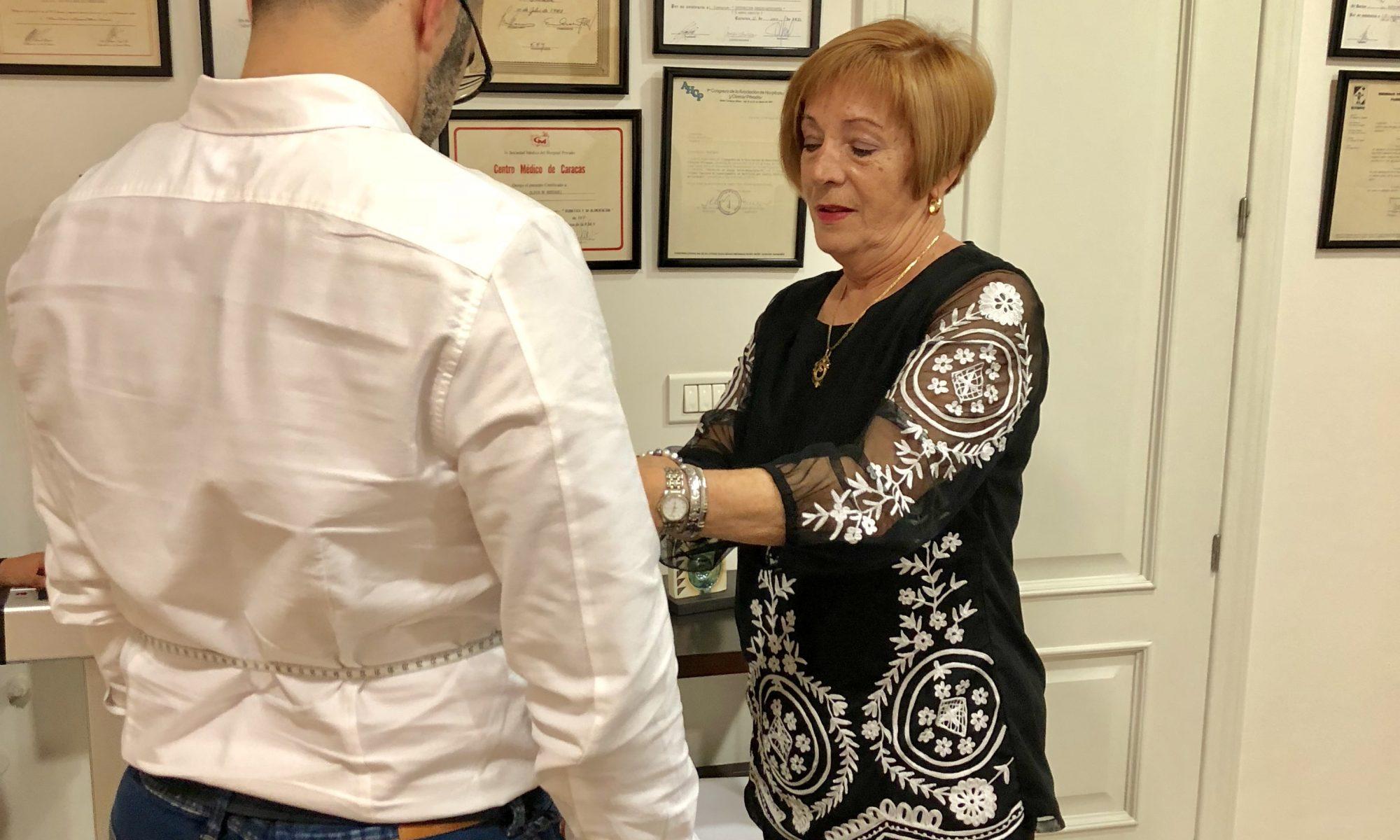 Olivia Díaz Rodríguez, Nutricionista Dietista en Tenerife